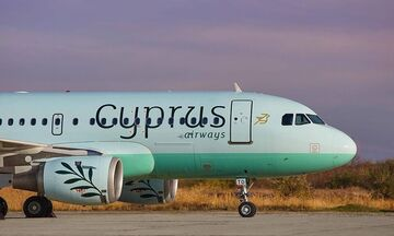 Η Cyprus Airways προχωρά σε αναστολή και μείωση πτήσεων από και προς την Ελλάδα