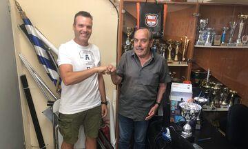 Νηρέας Χαλανδρίου: Νέος προπονητής ο Νίκος Καραμάνης