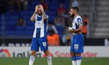 Εσπανιόλ προς La Liga: «Να μην υποβιβαστεί κανείς»
