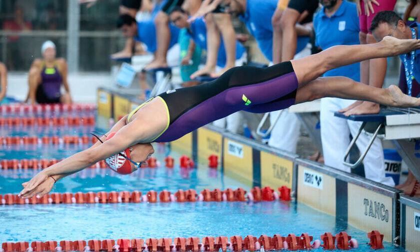 Πανελλήνιο πρωτάθλημα κολύμβησης: Νέα μέτρα προστασίας από την Ομοσπονδία