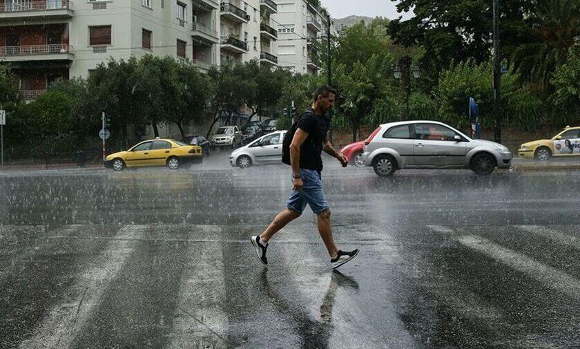 Καιρός: Μεταβολή του καιρού από αύριο 5/8 με ισχυρές καταιγίδες