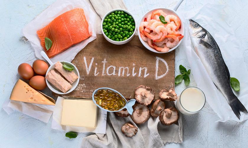 Βιταμίνες και καλοκαίρι: 6 τροφές πλούσιες σε βιταμίνη  D