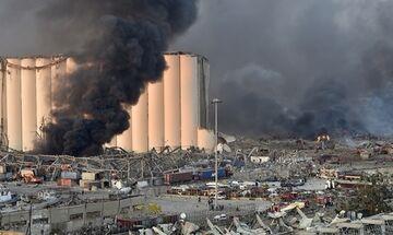 Δεκάδες νεκροί, χιλιάδες τραυματίες από την τρομακτική έκρηξη στη Βηρυτό (vid)