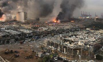 Ολυμπιακός: Η σκέψη και οι προσευχές μας για τη Βηρυτό