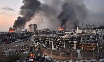 Λίβανος: Τα βίντεο τη στιγμή των εκρήξεων στη Βηρυτό
