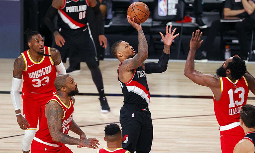NBA: Για οκτάδα οι Μπλέιζερς