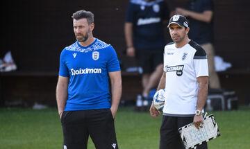 Επίσημο: Βοηθός προπονητής στον ΠΑΟΚ ο Αμανατίδης