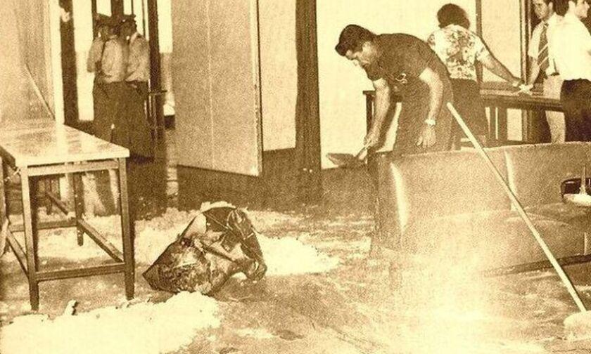 1973: Το μακελειό στο αεροδρόμιο του Ελληνικού