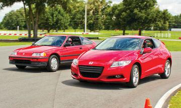 Η Honda εξετάζει την επιστροφή του CRZ