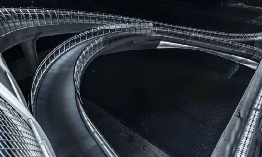 Αυτή είναι η γέφυρα - «μαίανδρος στο άπειρο», ένα κατασκευαστικό... θαύμα (pics)