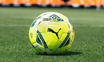 La Liga: Παρουσίασε τις μπάλες της νέας σεζόν