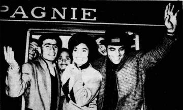 Τα τραγούδια έχουν Ιστορία: Το τρένο Γερμανίας - Αθηνών- Ο Καζαντζίδης στο τρένο της μεγάλης δόξας