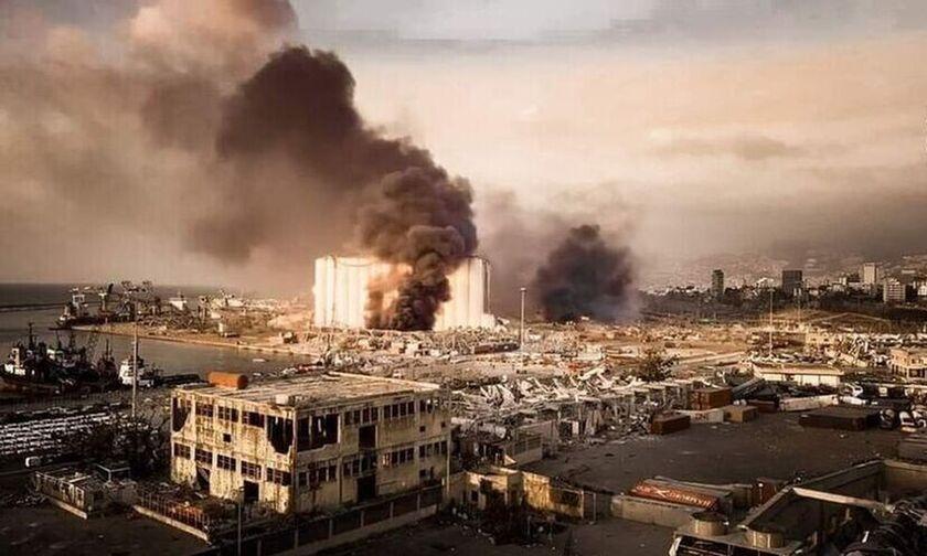 Βηρυτός: 145 οι νεκροί - Τριήμερο πένθος στο Λίβανο