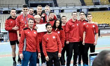 Ολυμπιακός: Στην Πάτρα για το 14ο και 5ο συνεχόμενο