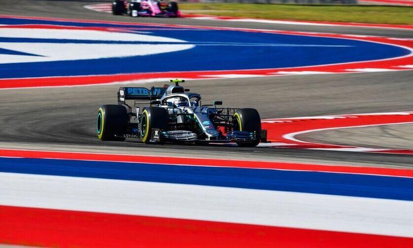Συνεχίζει μέχρι το 2021 στη Mercedes ο Μπότας
