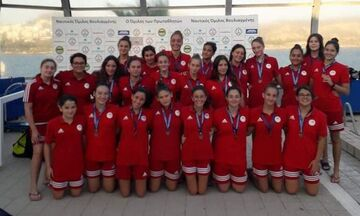 Ολυμπιακός: Στην τρίτη θέση οι Νεάνιδες, 7-5 τον Εθνικό
