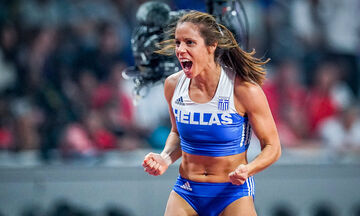 Δεν «κατεβαίνει» στο Πανελλήνιο Πρωτάθλημα η Κατερίνα Στεφανίδη
