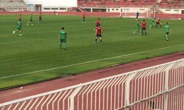 Βόλος: Κέρδισε 3-0 τον Θησέα Αγριάς στο πρώτο φιλικό της σεζόν