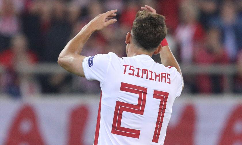Γουλβς - Ολυμπιακός: Η μεγάλη ευκαιρία του Τσιμίκα να ισοφαρίσει σε 1-1 (vid)