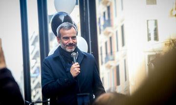 Ο δήμαρχος Κωνσταντίνος Ζέρβας ζήτησε προσοχή από τους πολίτες της Θεσσαλονίκης