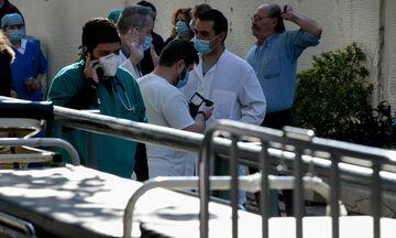Πέθανε 83χρονη στον Ευαγγελισμό - Στους 211 ο αριθμός των νεκρών από κορονοϊό