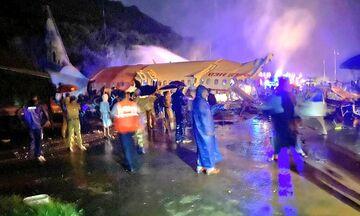 Τουλάχιστον 14 νεκροί και δεκάδες τραυματίες από συντριβή αεροσκάφους στην Ινδία