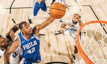 NBA: Οι Σίξερς πήραν το ντέρμπι με τους Μάτζικ, εξαιρετικοί Σέλτικς, τα κατάφεραν οι Πέλικανς (vids)