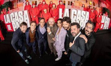 La Casa de Papel: Στην Φολέγανδρο ο... Αρτουρίτο!