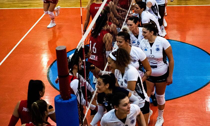 Επιτέλους, οργανώνεται η  Volleyleague γυναικών!