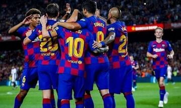 Champions League: Μπαρτσελόνα, Μπάγερν στο final 8 (αποτελέσματα, highlights)
