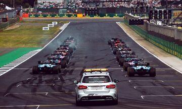 LIVE Streaming: Formula 1 - GP Μεγάλης Βρετανίας (15:50)