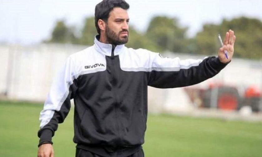 Απόλλων Λάρισας: Προπονητής ο Μάγγος