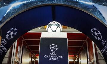 Champions League 2020-21: Στο γ' γκρουπ δυναμικότητας ο Ολυμπιακός στους ομίλους