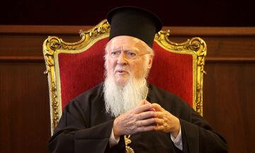 Οικουμενικός Πατριάρχης Βαρθολομαίος: «Ο κορονοϊός δεν μεταδίδεται με τη θεία κοινωνία»