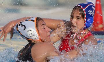 Κορασίδες: Νηρέας Χαλανδρίου - Ολυμπιακός 9-8: Μέσα από τα χέρια τους!