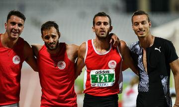 Στίβος: Πέμπτο σερί πρωτάθλημα ο Ολυμπιακός - Όλα τα αποτελέσματα (vids)