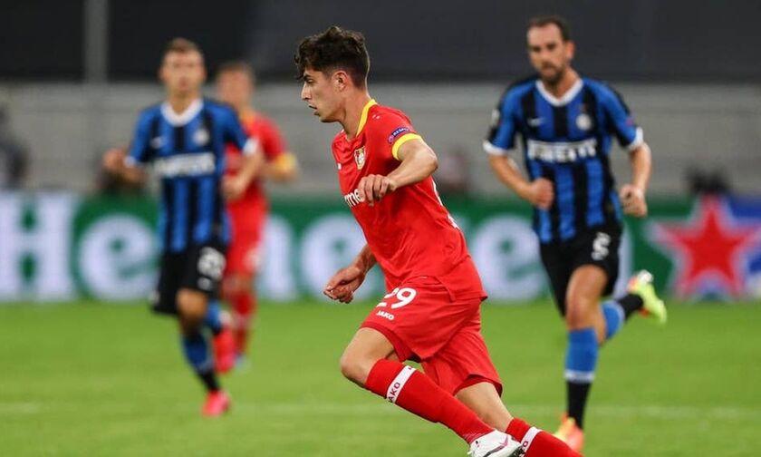 Ίντερ – Μπάγερ Λεβερκούζεν: To 2-0 των Ιταλών και η απάντηση των Γερμανών