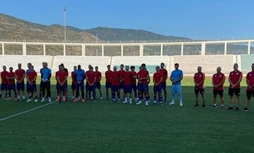 Βόλος: Με 25 παίκτες στην Πορταριά