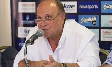 Διαθεσόπουλος: «Δέχονται πόλεμο οι Ομοσπονδίες μέσω του αθλητικού νομοσχεδίου»