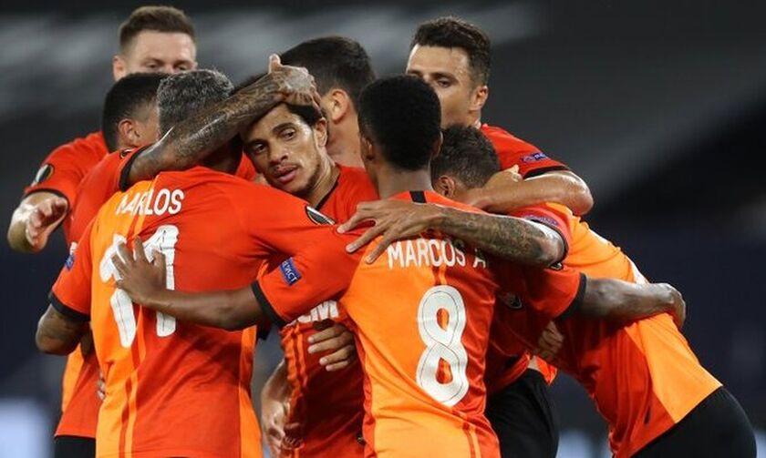 Europa League: Σεβίλλη και Σαχτάρ συμπλήρωσαν την τετράδα (αποτελέσματα,πρόγραμμα,  highlights)
