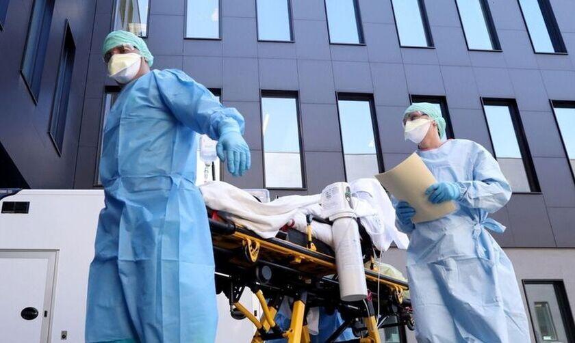Κορονοϊός: Πέθανε 82χρονη στην Λάρισα - Στα 215 τα θύματα στην χώρα μας