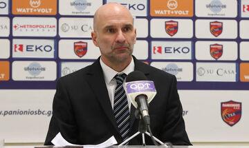 Κολοσσός Ρόδου: Νέος προπονητής ο Καντζούρης