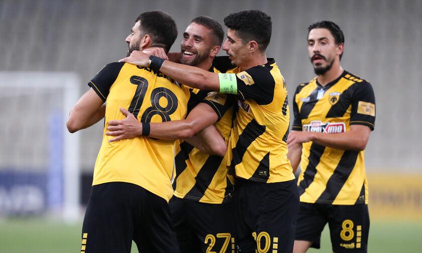 AEK: Με 33 ποδοσφαιριστές η αποστολή της προετοιμασίας