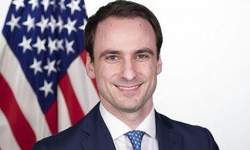 O νέος υφυπουργός άμυνας των ΗΠΑ, Μιχάλης Κράτσιος-Κοτσακάς είναι από τον Βολισσό Χίου