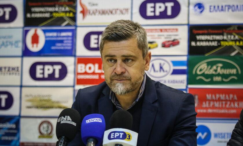 Βέροια: Νέος προπονητής ο Δερμιτζάκης