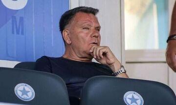Κούγιας: «Πρέπει να τελειώνουμε με το μόρφωμα του ελληνικού ποδοσφαίρου ΝΠΣ ΒΟΛΟΣ-ΠΥΔΝΑ ΚΙΤΡΟΥΣ»