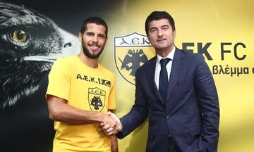 AEK: Ανακοίνωσε την απόκτηση του Ινσούα για 3 χρόνια