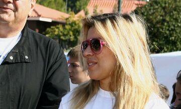 Η Έρρικα Πρεζεράκου πήρε εξιτήριο και επιστρέφει σπίτι της (vid)