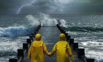 ΕΜΥ: Έκτακτο δελτίο επιδείνωσης καιρού - Βροχές, καταιγίδες, χαλάζι