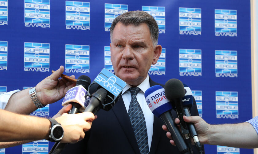 Κούγιας: «Μόνο οι Τακτικοί Δικαστές μπορούν να σώσουν το Ελληνικό Ποδόσφαιρο»